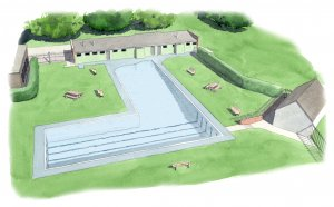 Abingdon's popular Abbey Meadow outdoor pool will re-open on Saturday 16 June after its £1.3million refurbishment.