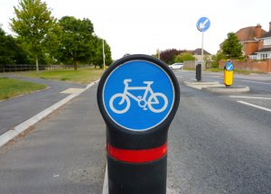 Longer term plans for permanent increases in cycleways will lead to a step-change in Oxfordshire's cycling infrastructure